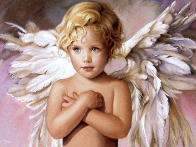 Preghiera all'angelo custode - Rivelazione